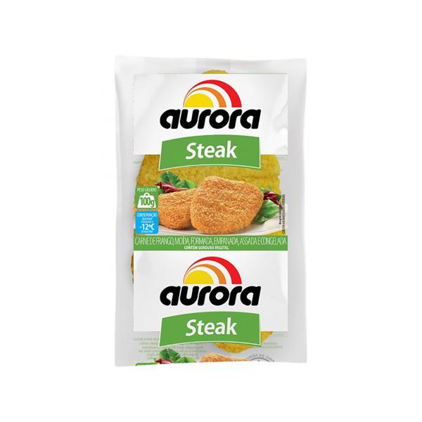 Steak de Frango AURORA 100g