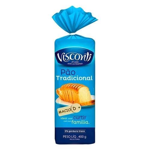 Pão Visconti Tradicional