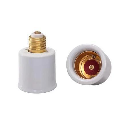 Bocal Adaptador Porcelana E40 para E27 MT 2