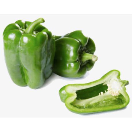 Pimentão Verde Orgânico (aprox. 300g)