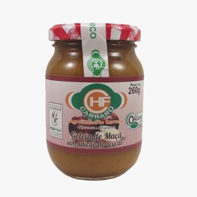 Geleia De Maca S/Acucar Organica 260 Grs