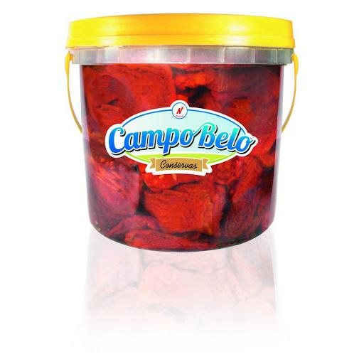 Tomate Seco em Conserva CAMPO BELO Balde 2,2kg
