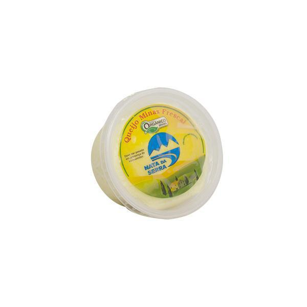Queijo Frescal Orgânico - 500g