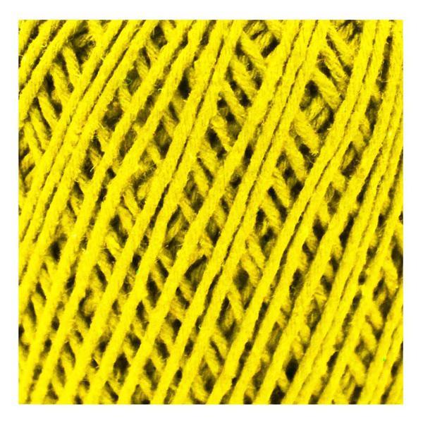 Barbante Jk Colors 4/8 100G Amarelo