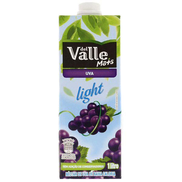 Suco Light DEL VALLE Uva 1L