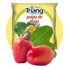 Polpa de Fruta TRIANG Caju 100g