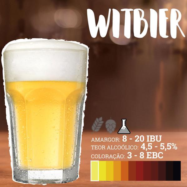Receita Witbier