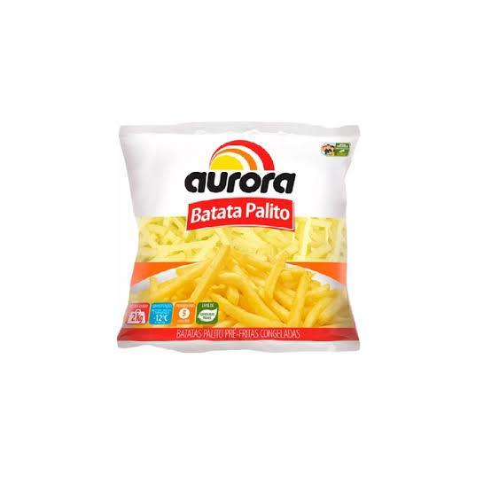 Batata Palito AURORA 2Kg