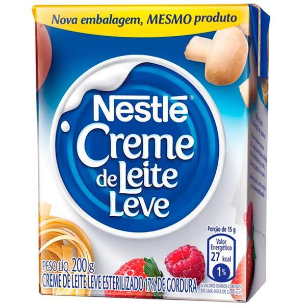 Creme de Leite Tradicional Nestlé 200g