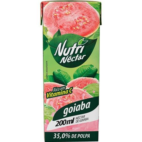 Néctar NUTRINECTAR Goiaba 200ml