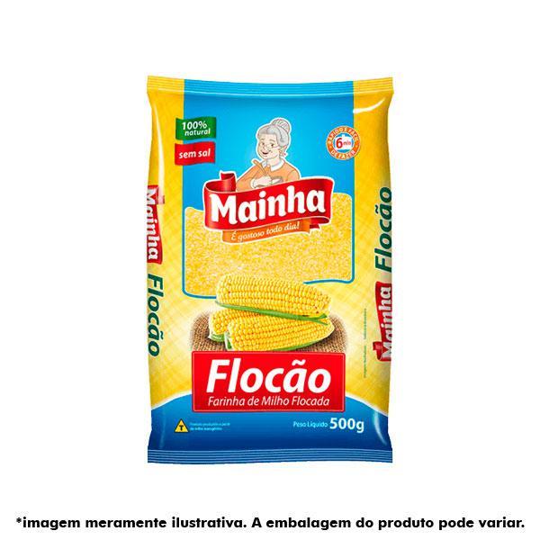 Flocao De Milho Mainha 500G