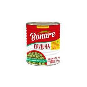 Ervilha BONARE Lata 1,7kg