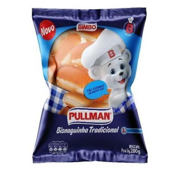 Pão Pullman Bisnaguinha Tradicional 280g