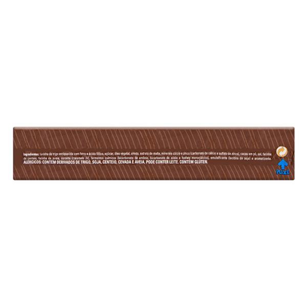 Biscoito Chocomix Nestlé Passatempo Pacote 150g