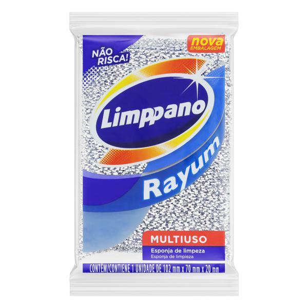 Esponja Multiuso Limppano Rayum