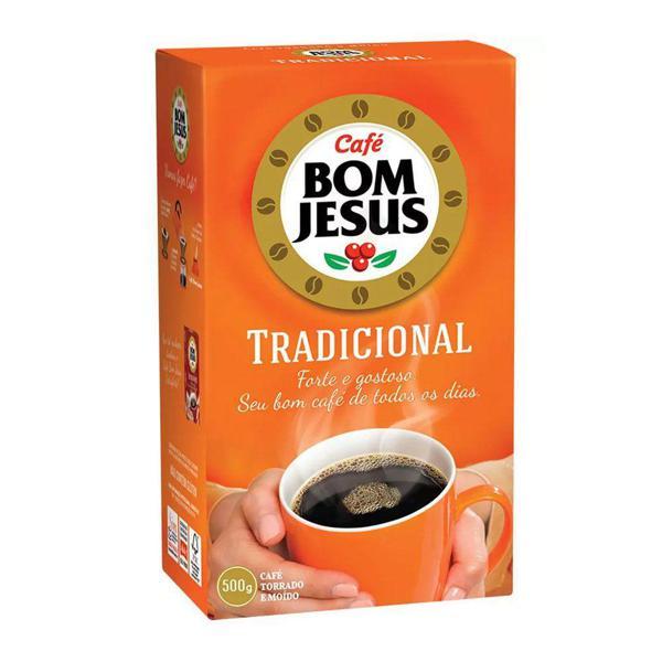Café Tradicional BOM JESUS 500g