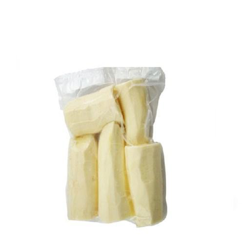 Mandioca descascada e congelada orgânica (500g)