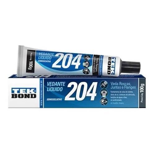 204 Vedante Semissecativo Líquido 100g TEK BOND