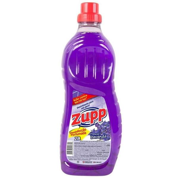 Desinfetante ZUPP Frescor Lavanda 2L
