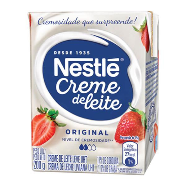 Creme Leite Nestle 200G