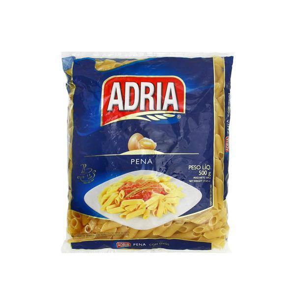 Macarrão com Ovos ADRIA Pena 500g