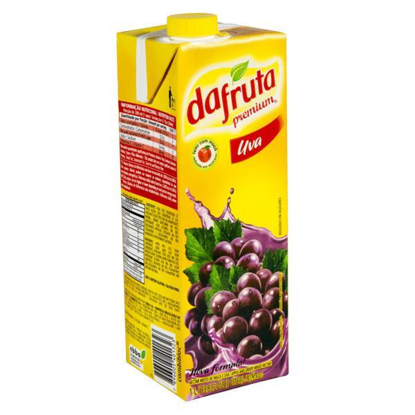 Néctar Misto Uva Dafruta Premium Caixa 1l