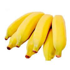 Banana Prata (Podem Vir Verdes) - 1Kg