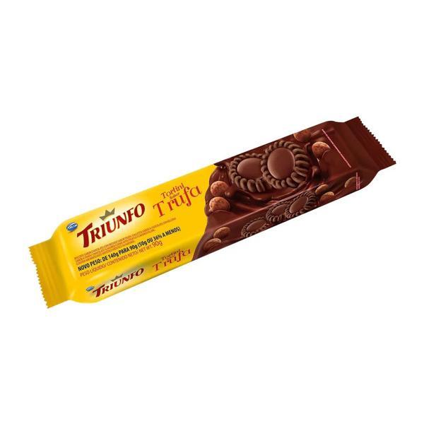 Biscoito Tortini TRIUNFO Torta Trufa 90g