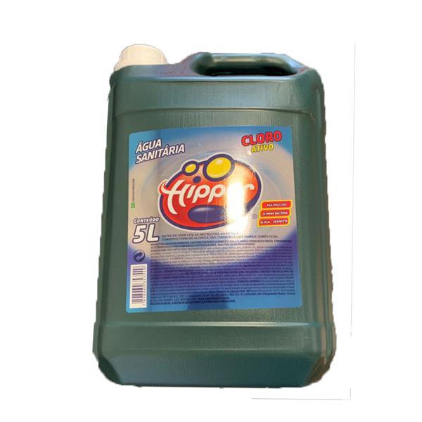 Água Sanitária HIPPER 5l