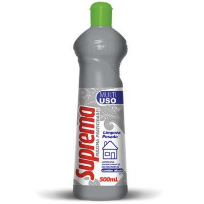 Limpador SUPREMA Limpeza Pesada Com Álcool 500ml