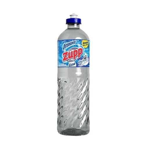 Detergente ZUPP Clear 500ml