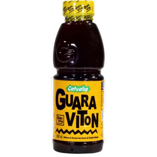 Bebida Energetica GUARAVITON Catuaba 500ml