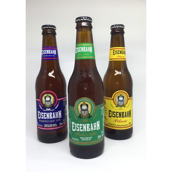 Cerveja EISENBAHN - American IPA - 355g