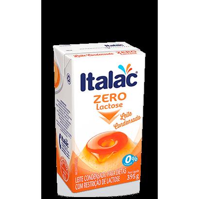 Leite Condensado Italac Zero Lactose 395G Tp