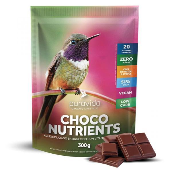 Choco Nutrients 300g - Puravida
