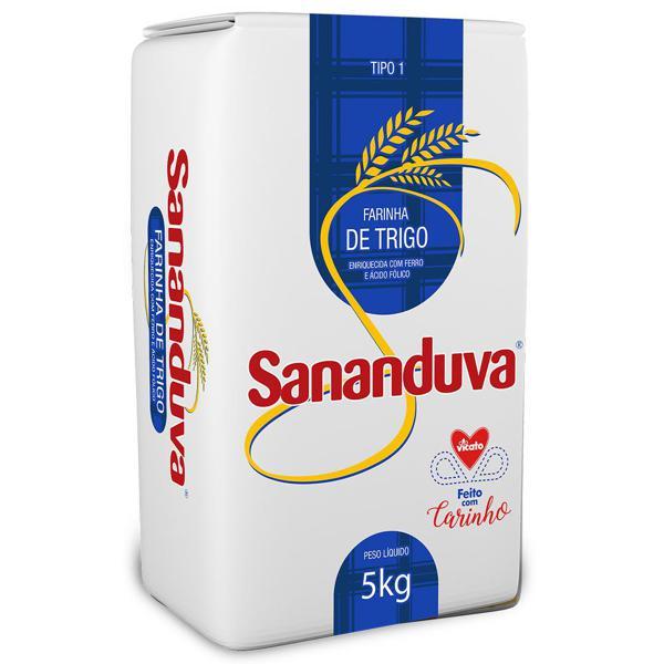 Farinha De Trigo SANANDUVA 5Kg
