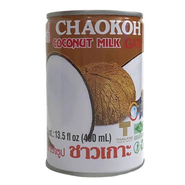 Leite de Coco Coconut CHAOKOH 400g