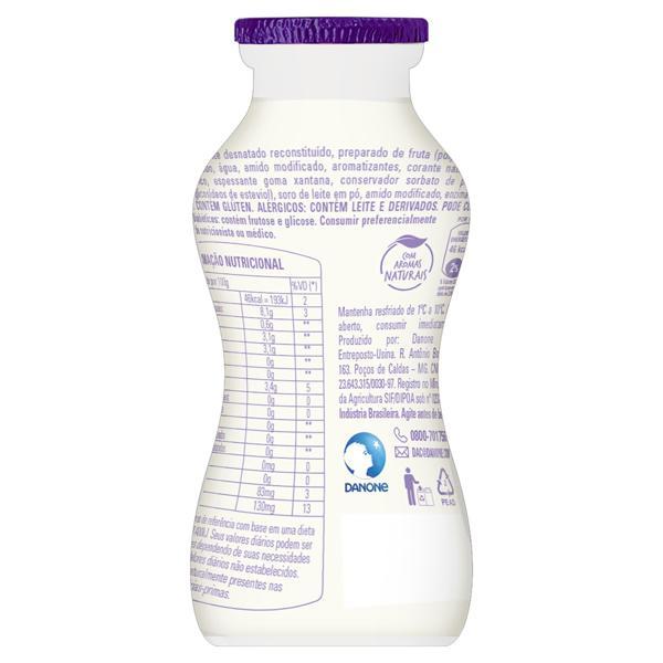 Iogurte Morango Zero Lactose Corpus Frasco 170g