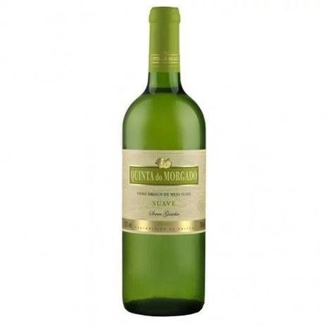 Vinho Quinta Do Morgado Branco Suave 750Ml