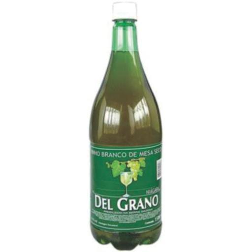 Vinho Del Grano Branco Seco 1,48Lt
