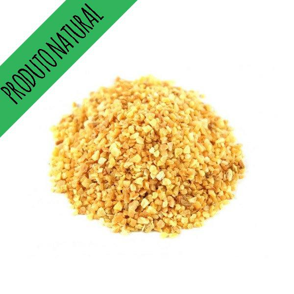 Alho Frito 100 gr - Produto Natural