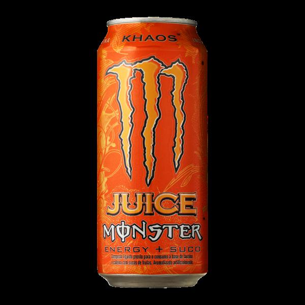 Energetico Monster 473Ml Khaos