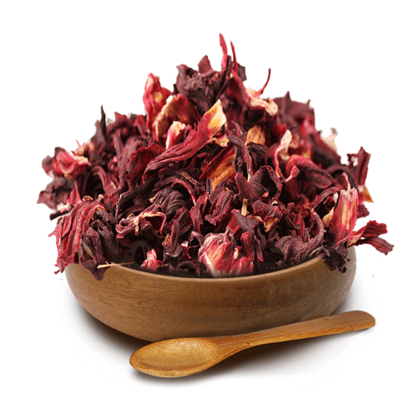 Hibisco Flor (Granel - R$ / 50gr)