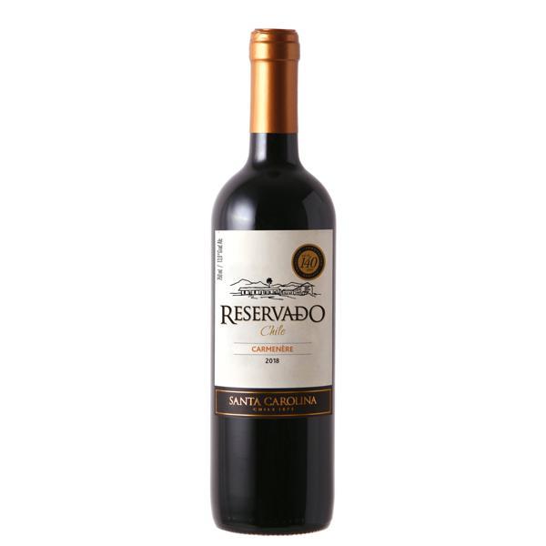 Vinho Santa Carolina 750Ml Carmenere