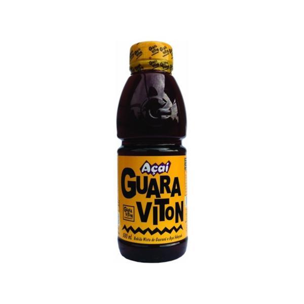 Bebida de Açaí GUARAVITON 500ml