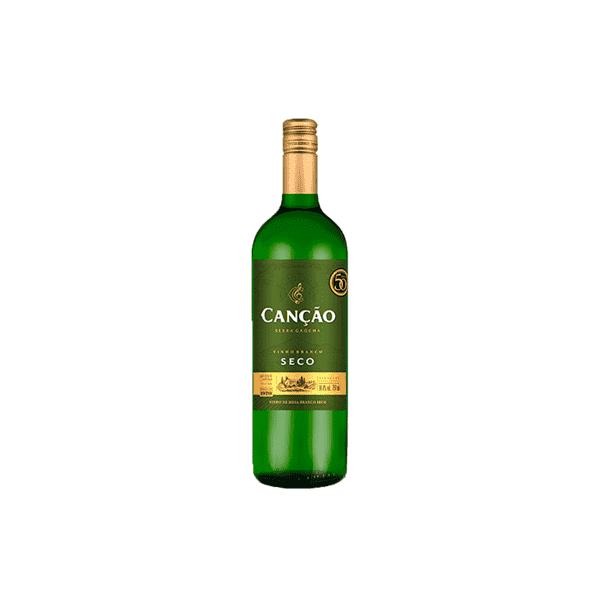 Vinho Canção Branco Seco 750Ml