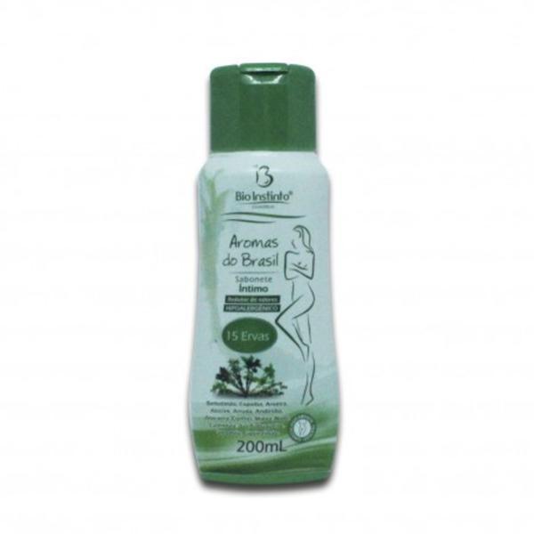 Sabonete Líquido Intimo 15 Ervas 200 ml