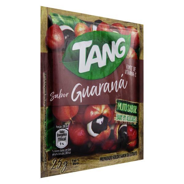 Refresco em Pó Guaraná Tang Pacote 25g