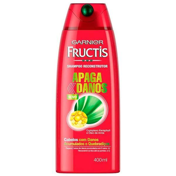 Shampoo GARNIER FRUCTIS Apaga Danos 400ML