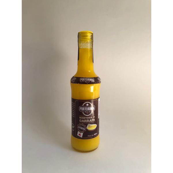 Manteiga de Garrafa Artesanal 300ml - Porteirinha